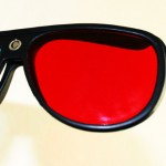 Anachrome optical diopter glasses